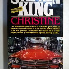 Stephen King - Christine - Carte Horror