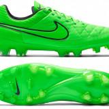 Ghete Fotbal Profesionale Nike Tiempo Legend V FG Marime 42 - Adidasi barbati Nike, Culoare: Din imagine, Piele sintetica