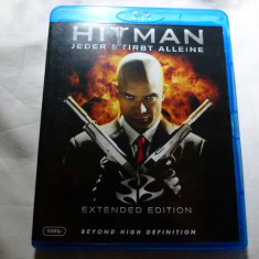Hitman - blu ray - Film actiune Altele, Engleza