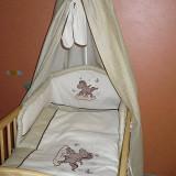 Set Lenjerie de pat pentru copii-Ankras Ponei 3 piese LPAP3-C