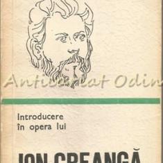 Introducere In Opera Lui Ion Creanga - George Munteanu