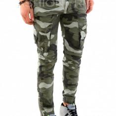 Pantaloni camuflaj - COLECTIE NOUA - pantaloni barbati - 7867G4, Marime: 28, 34, 36, Culoare: Din imagine