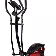Bicicleta eliptica Impact rosu - Bicicleta fitness SPORTMANN