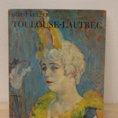 TOULOUSE-LAUTREC .ALBUM (HORST KELLER) - Album Pictura