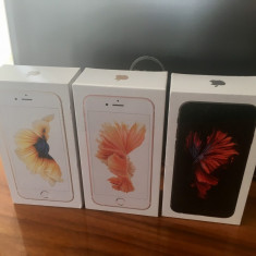 Apple iPhone 6S - Telefon iPhone Apple, Roz, 16GB