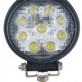 Proiector LED 27W 12/24V CH007 27W Spot Beam 30° - Proiectoare tuning, Universal