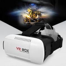 Ochelari De Realitate Virtuala Vr-Box Pentru Telefoanele Mobile