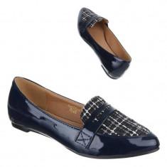 Pantofi fara toc, luxury style - Pantof dama, Culoare: Din imagine, Marime: 37, Cu talpa joasa