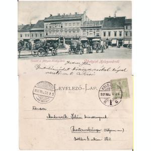 Cluj -clasica, animata,rara