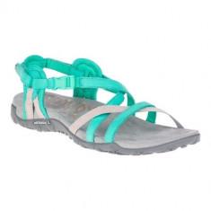 Sandale pentru femei Merrell Terran Lattice II Atlantis (MRLJ03252) - Sandale dama Merrell, Culoare: Albastru, Marime: 37, 39, 40