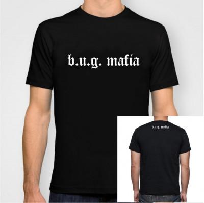 Tricou BUG Mafia hip hop rap Caddilac, Uzzi, Tataee foto