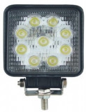 Proiector LED  27W 12/24V CH006 27W Flood Beam 60°, Universal