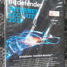 BITDEFENDER 2015 . INTERNET SECURITY ,SIGILAT .