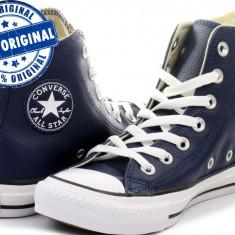 Adidasi barbat Converse Chuck Taylor All Star Hi Nighttime - tenisi originali - Tenisi barbati Converse, Marime: 40, 41, 44, Culoare: Din imagine, Piele naturala