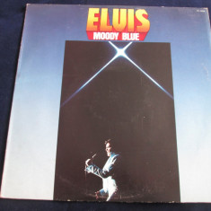 Elvis Presley - Moody Blue _ vinyl, LP, album _ RCA (Italia) - Muzica Rock & Roll rca records, VINIL