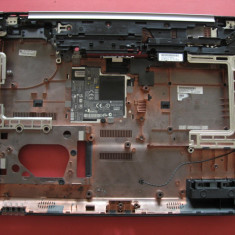 Carcasa inferioara laptop Compaq 6735b, 487141-001, 6070B0256401,  487143-001