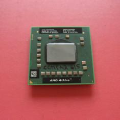 Procesor laptop Compaq 615, CPU AMD Athlon 64 X2 QL-66, AMQL66DAM22GG, 2.2 GHz, AMD Turion 64 X2, 2000-2500 Mhz, Numar nuclee: 2, S1
