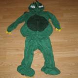 Costum carnaval serbare dragon pentru copii de 2-3-4 ani - Costum Halloween, Marime: Masura unica, Culoare: Din imagine