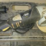 Polizor Unghiular MacAllister, 1200 W, disc 125 mm, 10500 rpm - NU PORNESTE