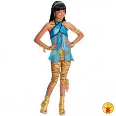 Costum carnaval serbare monster high pentru copii de 13-14 ani - Costum Halloween, Marime: Masura unica, Culoare: Din imagine