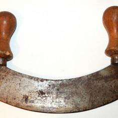 Tocator vechi simplu cu lama groasa - marcaje Germania