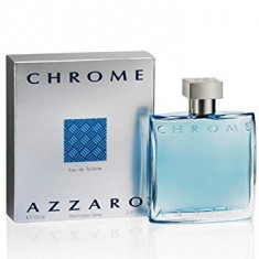 PARFUM AZZARO CHROME 100 ML ---SUPER PRET, SUPER CALITATE! - Parfum barbati Azzaro, Apa de toaleta