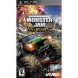 Monster Jam Path of Destruction PSP - Jocuri PSP