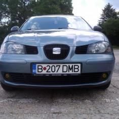 Vand SEAT Ibiza model 2005, An Fabricatie: 2004, Benzina, 123000 km, 1198 cmc