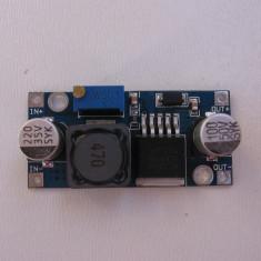 Sursa in comutatie ridicator tensiune step up DC-DC converter cu XL6009 - Senzor