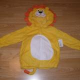 Costum carnaval serbare leu pentru copii de 1-2 ani - Costum Halloween, Marime: Masura unica, Culoare: Din imagine