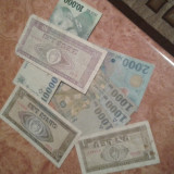 bancnote vechi romanesti  Lot - 2