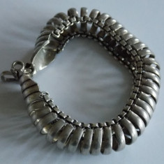 Bratara de argint vintage -1261