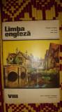 Limba engleza manual ptr clasa a -8-a  an 1974/207pagini