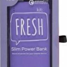 Baterie Externa Universala Kit Fresh 6000 mAh Mov