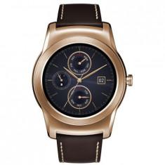 Ceas Smartwach LG W150 Urbane Gold - Smartwatch LG, Otel inoxidabil, Android Wear