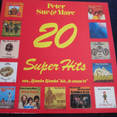 Peter, Sue & Marc - 20 Super Hits _ vinyl, LP, ExLibris (Elvetia) - Muzica Pop Altele, VINIL