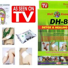 Plasturi detoxifiere Detox Healing DH-8