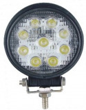 Proiector LED  27W 12/24V CH007 27W Flood Beam 60°, Universal