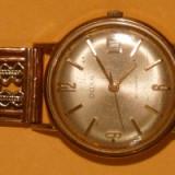 Ceas Doxa din aur , cu bratara de aur