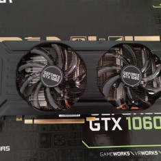 Placa video Palit GTX 1060 3GB, DDR5, 192bit in garantie pana in ianuarie 2020 - Placa video PC