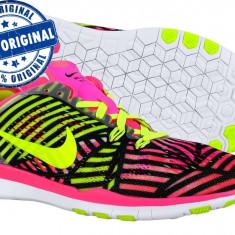 Adidasi dama Nike Free 5.0 - adidasi originali - running - alergare, Culoare: Din imagine, Marime: 36.5, Textil