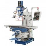 Masina de frezat universala Bernardo UWF 95 N Vario, 400V, invertor Siemens