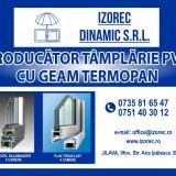TAMPLARIE PVC CU GEAM TERMOPAN - Fereastra