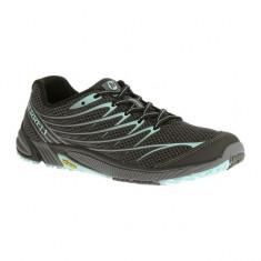 Pantofi pentru femei Merrell Bare Access 4 Black Adventurine (MRLJ03934) - Adidasi dama Merrell, Culoare: Negru, Marime: 36, 37, 38, 40, 41