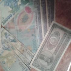 Bancnote vechi romanesti - Lot 1 - Bancnota romaneasca