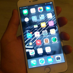 IPhone 6+ 64G - iPhone 6 Plus Apple, Argintiu, 64GB, Neblocat