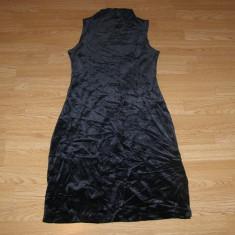 Rochie din catifea pentru copii de 10-11 ani marime M, Marime: Masura unica, Culoare: Din imagine