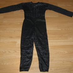 Costum carnaval serbare spiderman pentru copii de 4-5-6 ani - Costum Halloween, Marime: Masura unica, Culoare: Din imagine