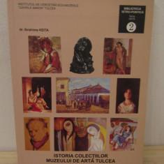 ISTORIA COLECTIILOR DE ARTA TULCEA - Album Pictura
