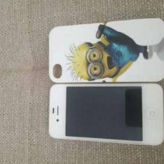 iPhone 4s Apple Alb, 32GB, Neblocat